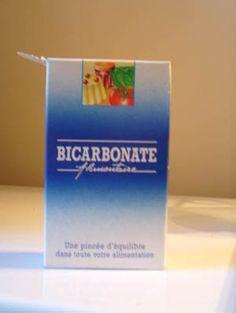Utilisation du Bicarbonate de soude - Cuillère et Aujourd'hui Aurélie's blog