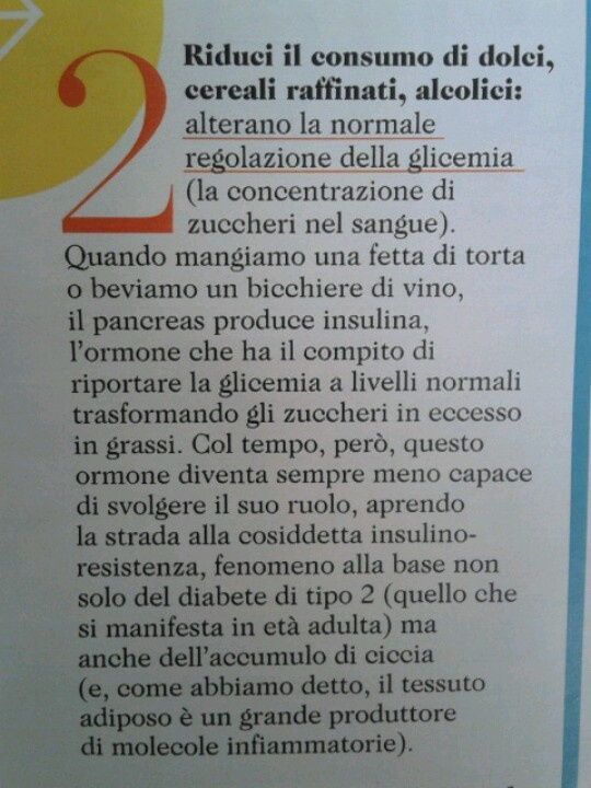 La glicemia