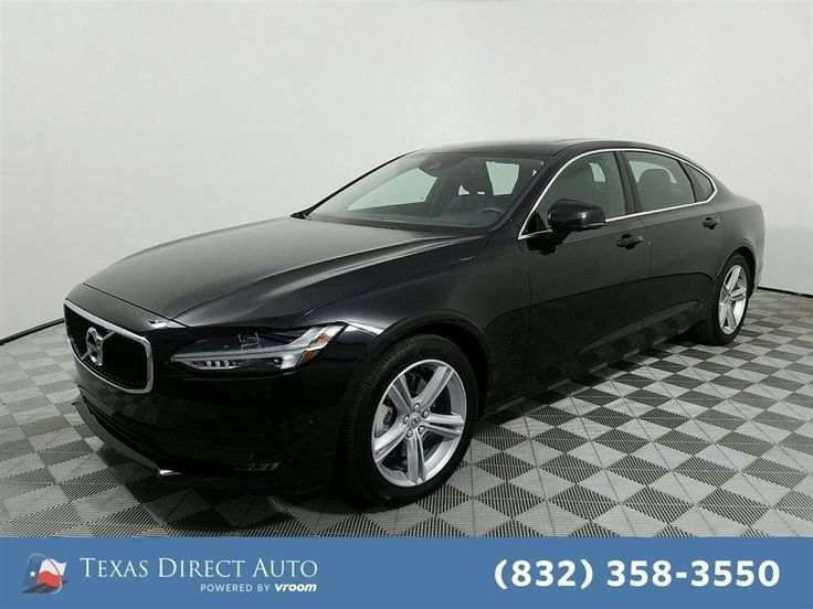For Sale 2018 Volvo S90 Momentum Texas Direct Auto 2018