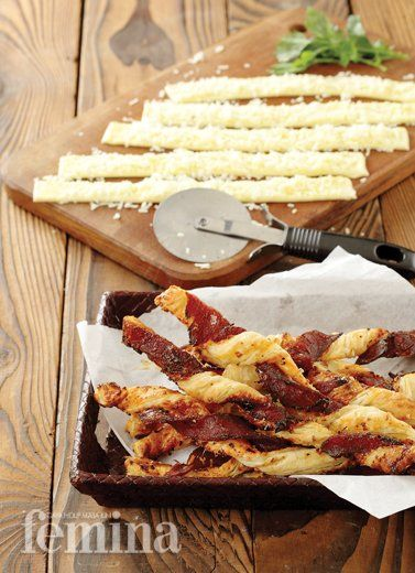 Beef Bacon Twist