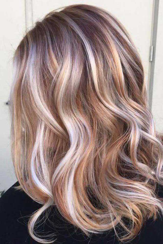The 25 best highlighted hair ideas on pinterest blonde fall 33 light brown hair color with high and low lights pmusecretfo Images