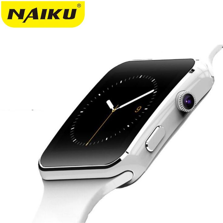 Buy  NAIKU Bluetooth Smart Watch X6 Sport Passometer Smartwatch with Camera Support SIM Card Whatsapp Facebook for Android Phone