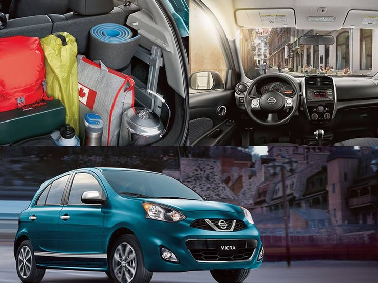 Perfect for city driving, the #Micra makes getting around easy. What's your favourite hotspot to drive to?  #Nissan #Technology #YourWorld #Command #Audio #Bluetooth #TextMessages #USB #Unexpected #Convenient #Intelligent #Safety #Innovation #RearviewMonitor #Aerodynamic #Premier #Car #Dealership #Exceptional #Service #Toronto