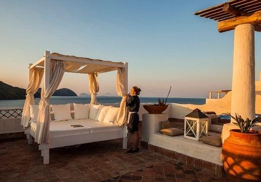 Therasia Resort Sea & Spa - Vulcano, Liparische Inseln, Italien