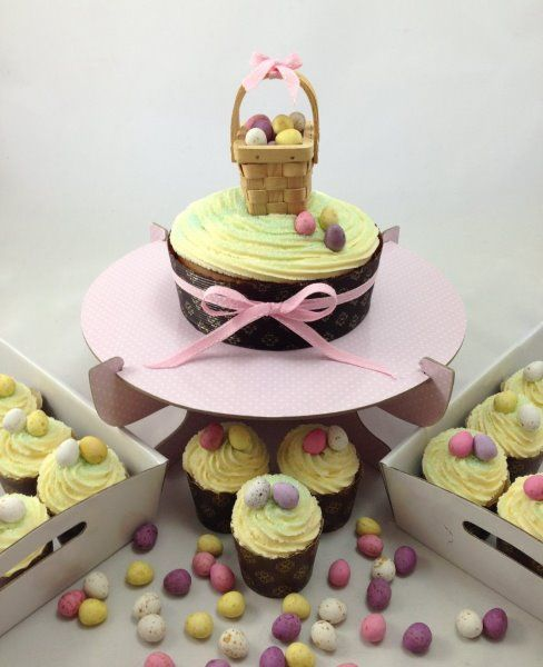 Our DIY EASTER EGG MAXI KIT includes everything you need to create beautiful Easter treats for your friends and family. Click here http://www.icingonthecakekits.com/item_166/Easter-Egg-Maxi-Kit.htm $59.95