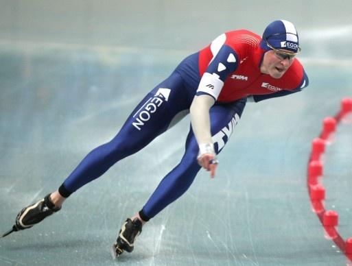 Sven Kramer!! #iceskating