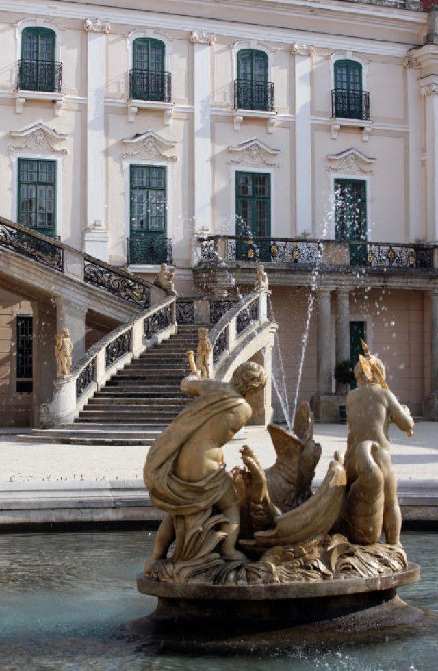 Szeretlek Magyarország Fertődi kastély