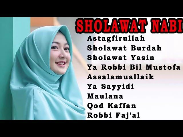 Download Sholawat Nabi Terbaru 2020 Lagu Sholawat Nabi Paling