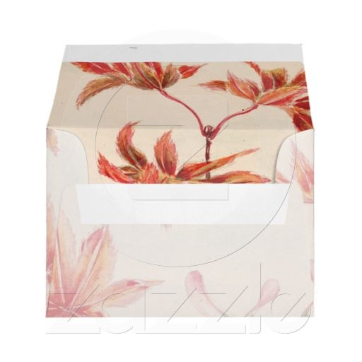 Maple leaves A2 Envelope