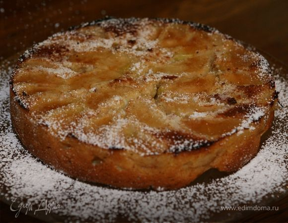 Старомодный яблочный пирог