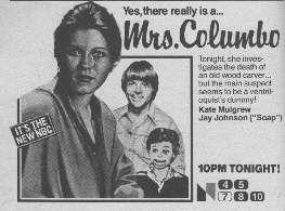 Mrs. Columbo Episode Guide