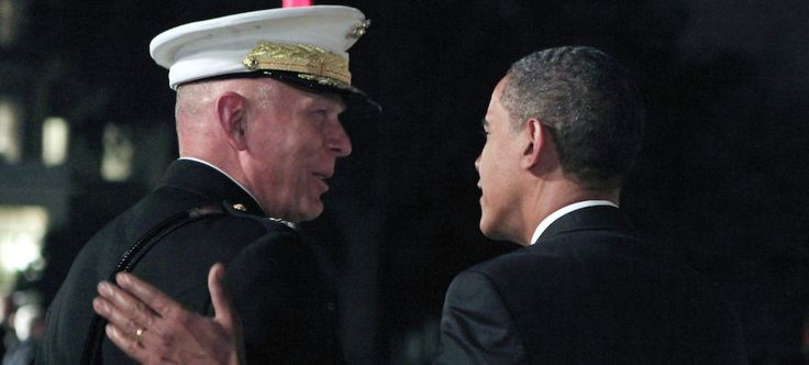 Retired Head Of Marine Corps: Obama's ISIS Strategy Doesn't Have 'A Snowball's Chance In Hell Of Succeeding' -- The man who was the top Marine general from 2006 until his retirement in 2010 says President Barack Obama's strategy to defeat the terrorist group the Islamic State in Iraq and Syria is doomed to fail