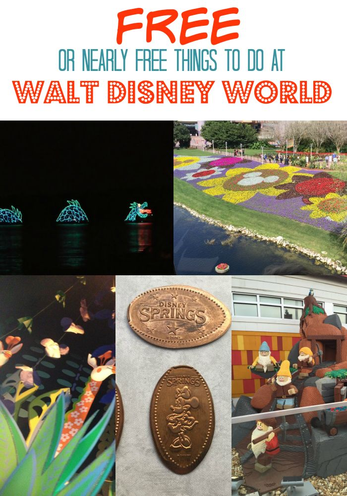 Everyone knows that Disney World isn't the cheapest vacation, but the memories you make are so magical. Have you ever wondered about what you can do in Disney World on a small budget? Here are some