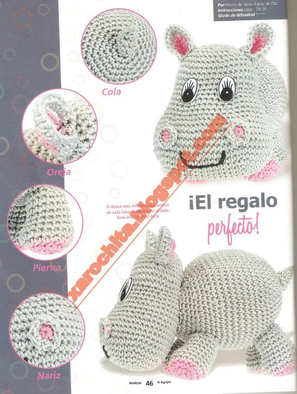 105 best amigorami images on Pinterest | Crochet dolls, Crochet ...