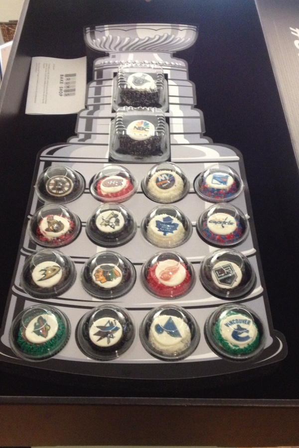"""Holy Crap - these are """"Cup"""" cakes!"""