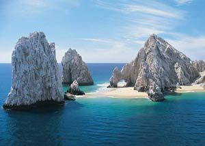 Cabo - I absolutely LOVED it here.  A place to which I'd definitely make a repeat visit. :)