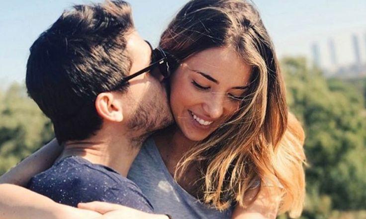 Álvaro Morata y Alice Campello muestran su amor en redes