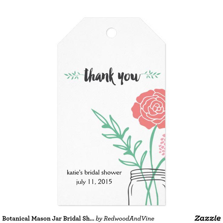 Best 25+ Bridal shower mason jar favors ideas on Pinterest ...