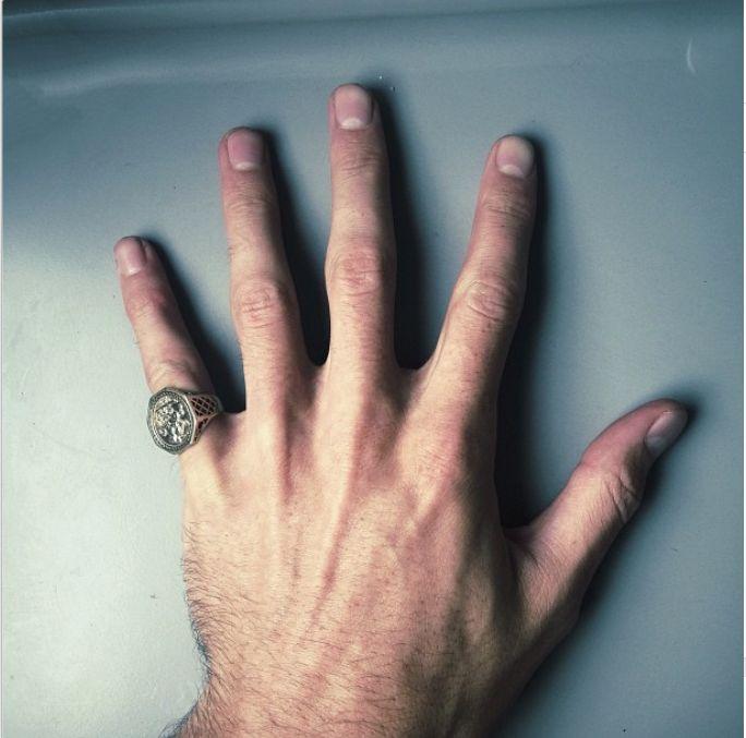 Theo's Left Hand