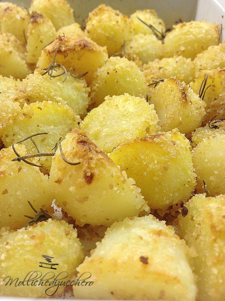 #Patate #sabbiose - Molliche di zucchero