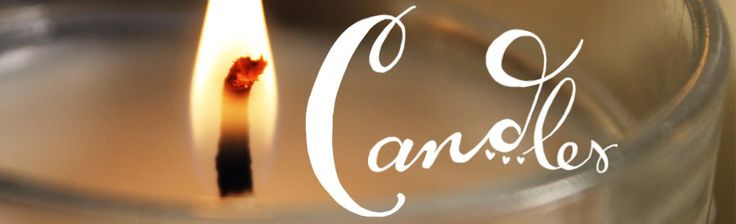 Candles — Sugar & Spice with Love