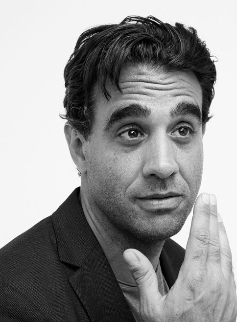 Stars Shine in InStyle's #TIFF2014 Portrait Studio - BOBBY CANNAVALE OF 'ADULT BEGINNERS' from #InStyle