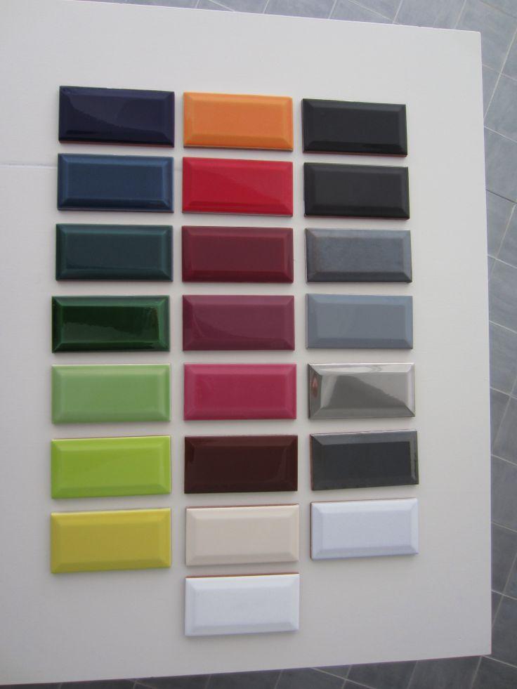 #Metrofliesen bei Casa:1 - tolle Farben! www.casa1.de