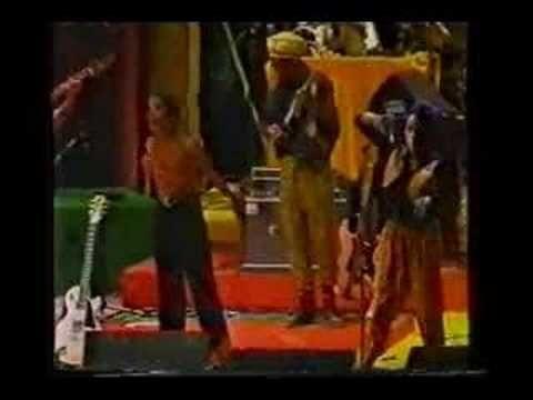 Ziggy Marley - Babylon System - Italy June 1991 - YouTube