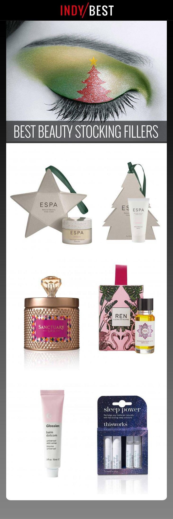 Here's our pick of the most luxurious beauty stocking fillers: https://ind.pn/2zIoDuL