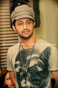 Atif Aslam My favorite male singer of Bollywood :) Piya O Re Piya <3 Be Intehaan <3