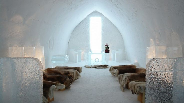 Snow Village Kittila Finland #ijshotel