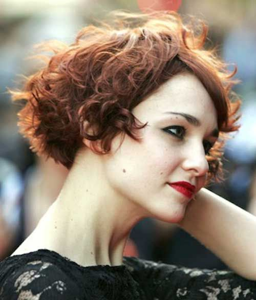 Awesome 1000 Ideas About Quick Curly Hairstyles On Pinterest Curly Short Hairstyles Gunalazisus