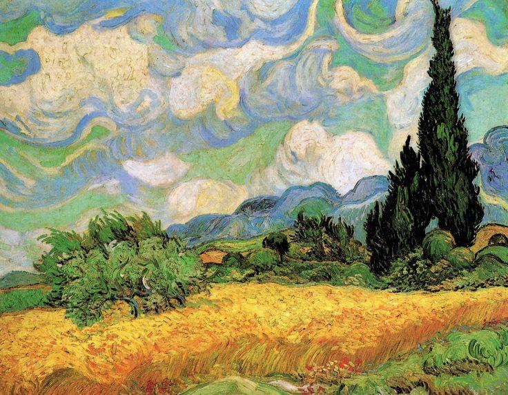 Пшеничные поля с кипарисами рядом с Ейгальер.jpg (2722×2119)