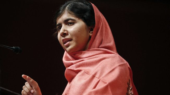 Pakistan's Malala Awarded Nobel Peace Prize As Youngest Winner Ever Obama says Nobel Peace Prize choice a victory for human dignity