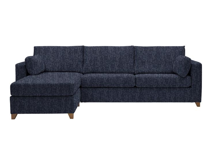 Willow & Hall Ashwell Sofa in Prussian Blue