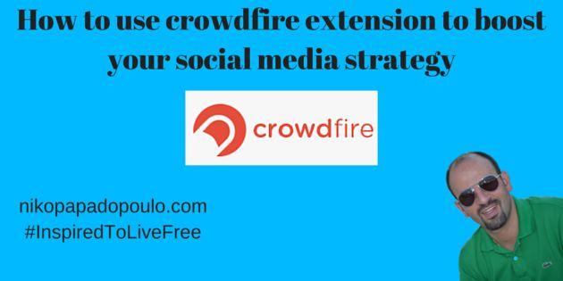 Crowdfire Chrome Extension is a great free tool you can use to really boost your Social Media strategy! Some features are post organization and scheduling.