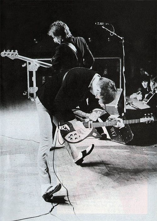 Foxton and Weller - The Jam