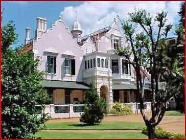 Melrose House in Pretoria