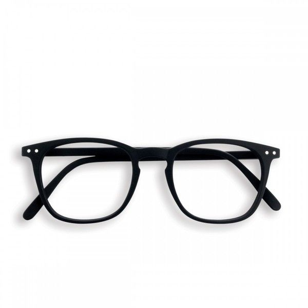 Black Computer Glasses #E (£34) ❤ liked on Polyvore featuring accessories, eyewear, eyeglasses, glasses and sunglasses