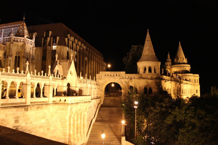 https://flic.kr/p/vzeStU | Fisherman's Bastion