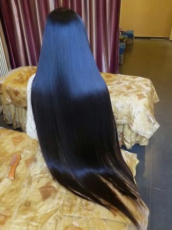 Malaysian Remy Straight Full Lace Wig 26-28 inches!!