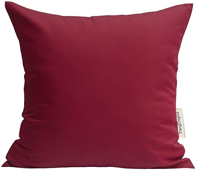 """20/""""X20/"""" Luxury Crushed Velvet Band Cushion Covers Faux Silk 17/""""X17/"""""""
