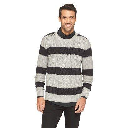 18 Cherokee Men's Pullover Sweater