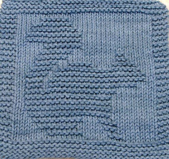 Knitting Cloth Pattern  SQUIRREL 2  PDF by ezcareknits on Etsy, $2.85