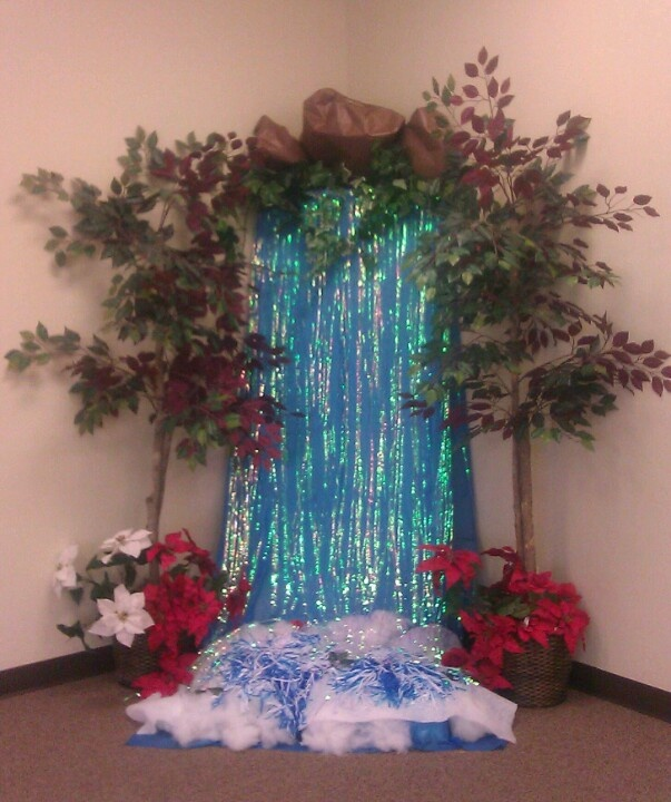 Waterfall for VBS 2012