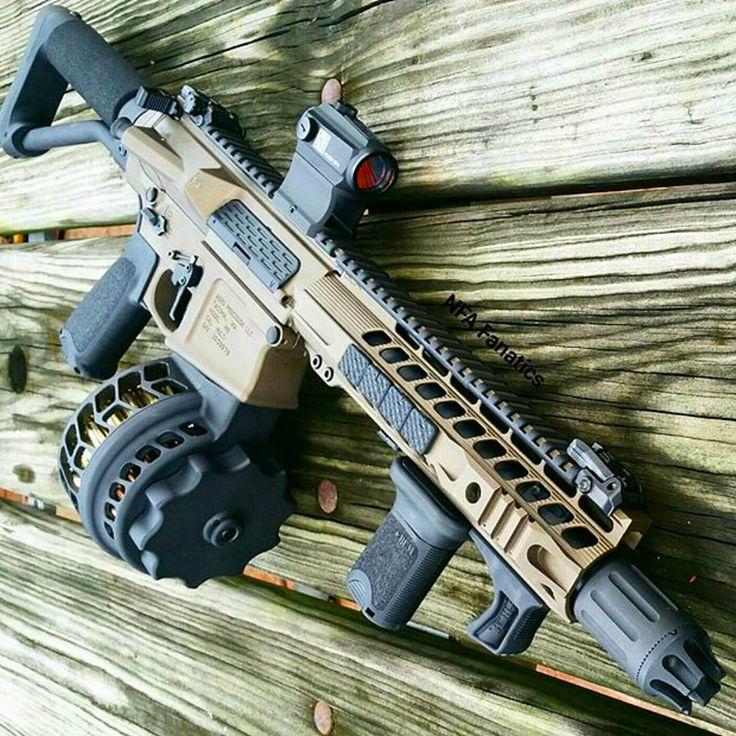 AR10 .308 SBR                                                                                                                                                     Mais