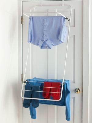 Laundry Rack   Over The Door Rack