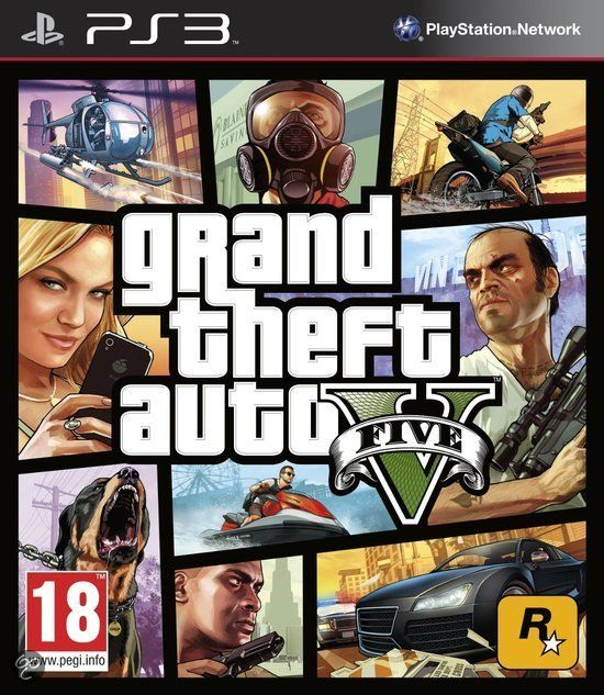 Grand Theft Auto V (GTA 5) deal