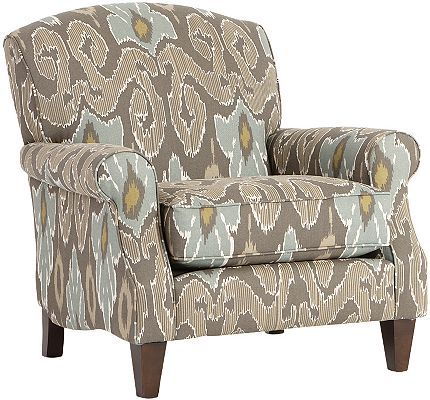 Sandy lane chair from Havertys