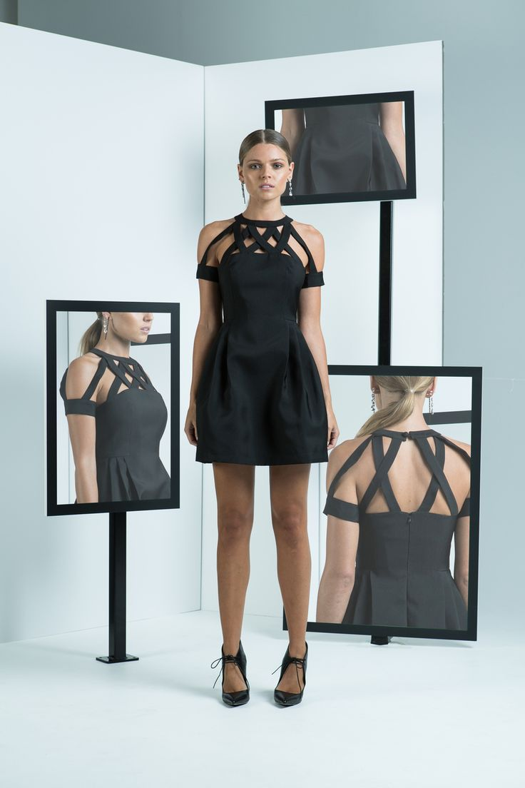 Asilio - In The Line Of Fire Dress